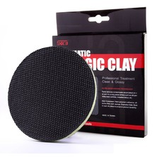 SGCB Magic Clay Pad Круг-автоскраб, 6