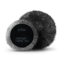 Меховой круг Режущий GYEON ROTARY WOOL CUT Полировальный из натуральной овчины (130мм)